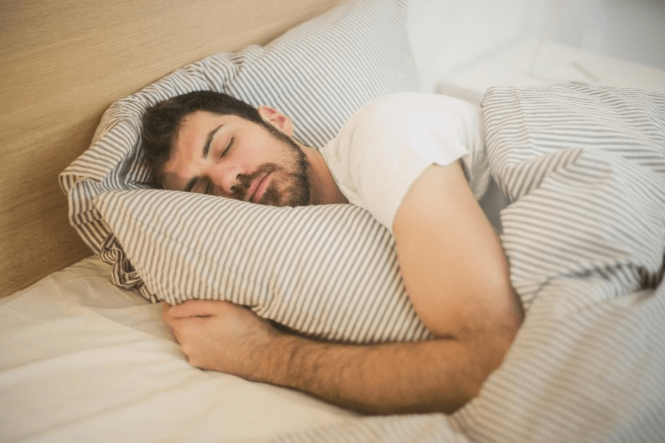What your sleeping position reveals about you
